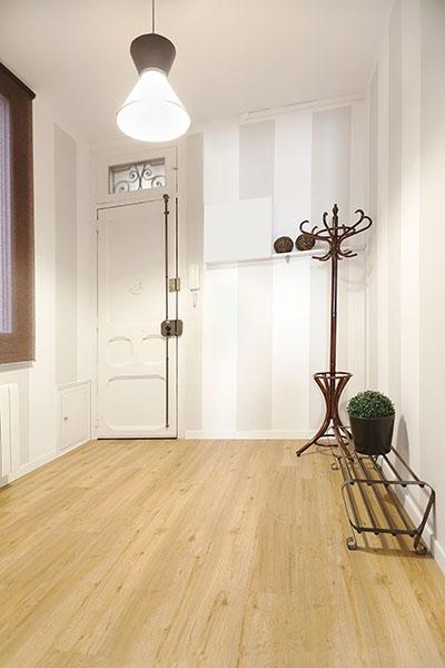 hall de entrada para crear espacios únicos por Hogara